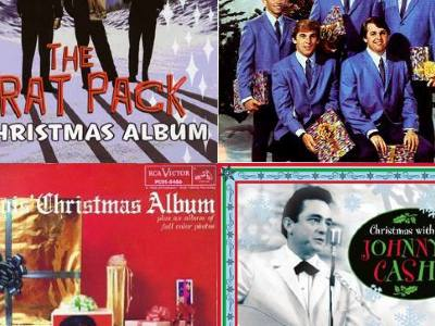 Rat Pack - Xmas Songs
