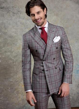 40ff6601cda6 Totalità.it - L abito Principe di Galles. Quando la sportività si ...