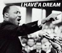 I have a dream ovvero il sense of humor di Martin Luther King Jr.