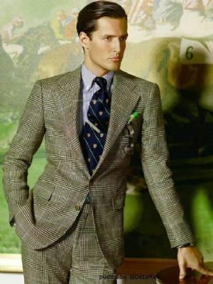 29a189ac0c52 L abito Principe di Galles. Quando la sportività si trasforma in eleganza